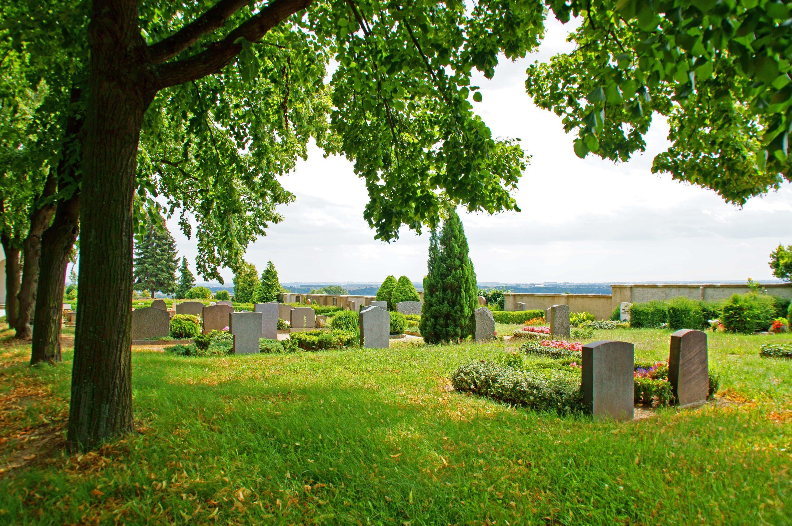 Bestattungen Domke - Grabpflege